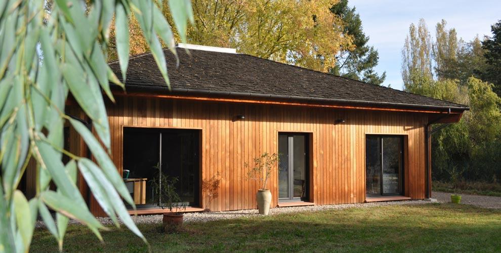 Construction Maison Bois – Labarthe/Lèze (31)