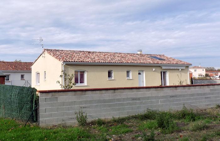 01 in Surélévation Roques sur Garonne (31)