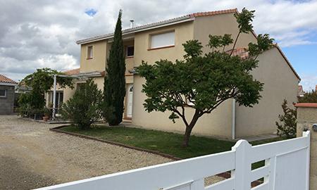 02-surelevation-maison-merville-apres-1 in Construction, surélévation, extension et rénovation de maison bois ou briques à Toulouse (31)
