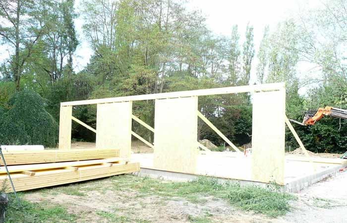 03 Etayage-par-linteaux in Construction maison bois - Labarthe/Lèze (31)