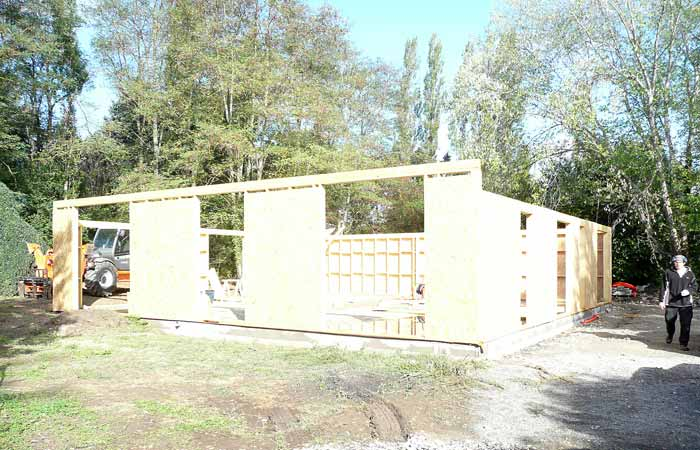 04 Maison-bois Ossature-murs-peripheriques in Construction maison bois - Labarthe/Lèze (31)