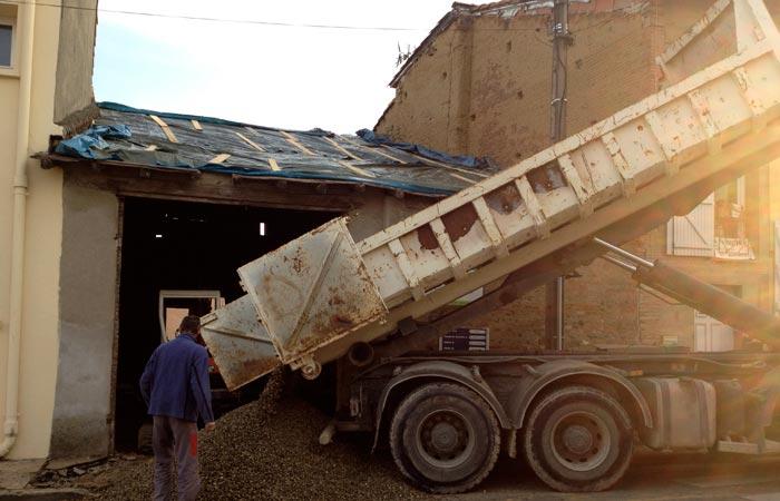 05 Etancheite-provisoire in Construction maison Aussonne (31)