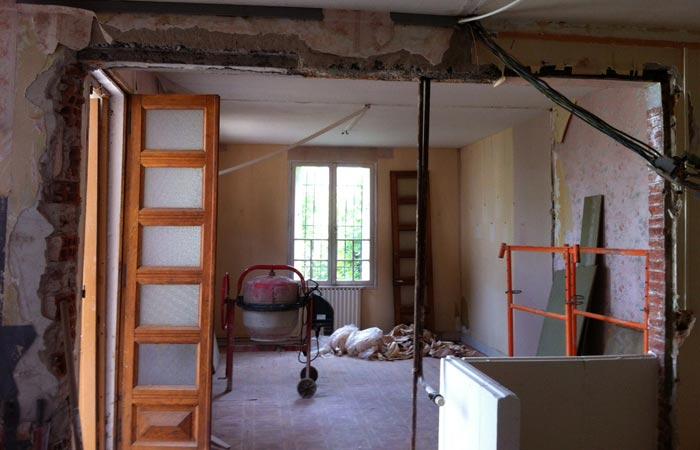 05 Renovation-maison-toulouse in Surélévation, extension et rénovation de maison Toulouse centre (31)