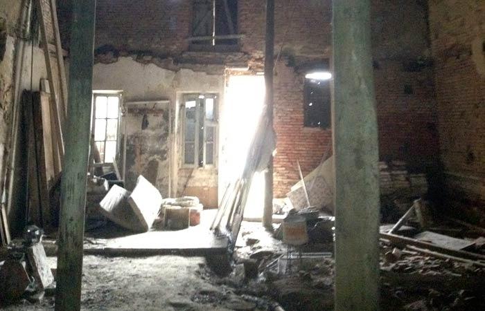 08 Interieur-avant-travaux in Construction maison Aussonne (31)
