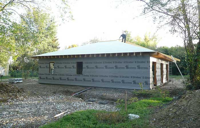 11 Construction-maison-bois Platelage in Construction maison bois - Labarthe/Lèze (31)