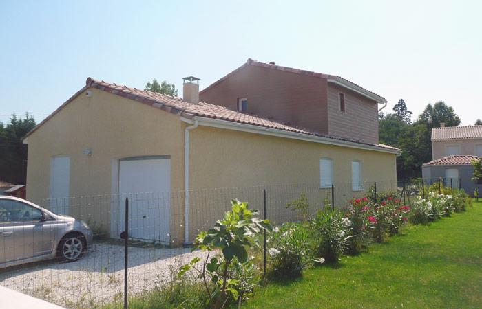 11 Surelevation Finalisee 31 in Surélévation Roques sur Garonne (31)