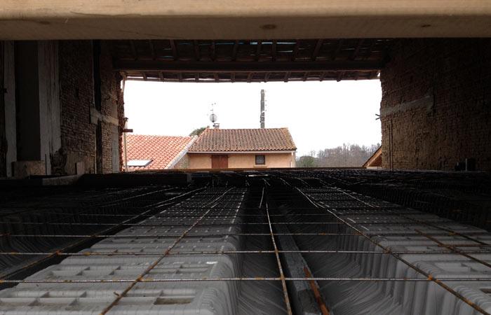 12 Plancher in Construction maison Aussonne (31)