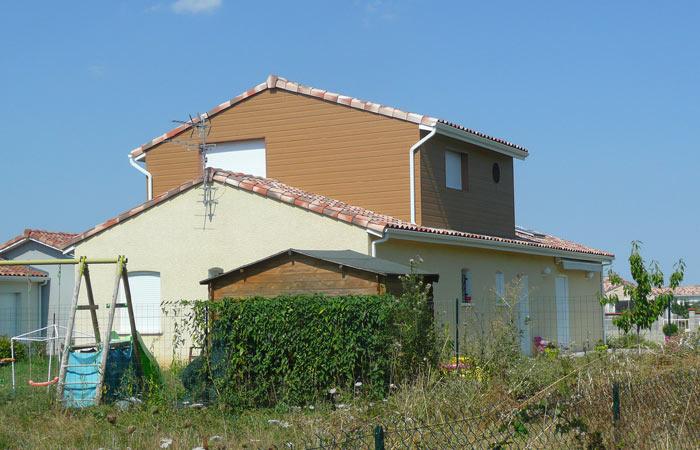Surélévation Roques Sur Garonne (31)