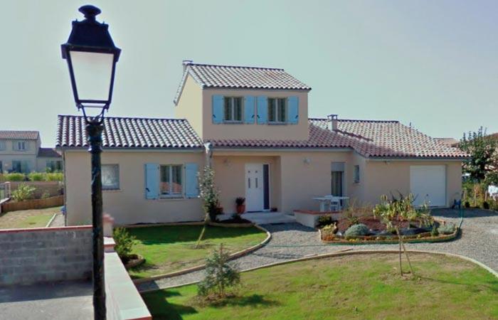 12 Surelevation-villa-toulouse-4 in Archives / Surélévations