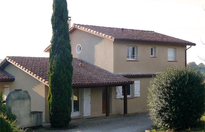 13 Surelevation-Montpitol-finalisee in Surélévation Montpitol (31)