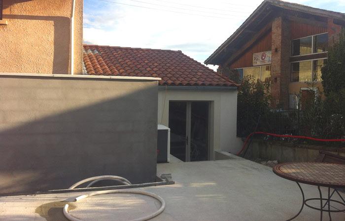 26 Renovation Jardin in Construction maison Aussonne (31)