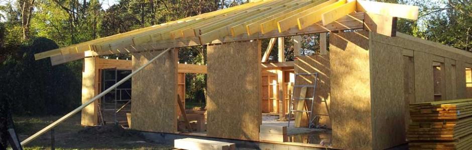 Construction de maison en ossature bois Toulouse (31)