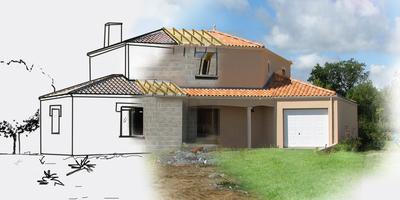 Construction-maison-individuelle-EBS in Constructeur de maison briques à Toulouse (31) et Midi-Pyrénées