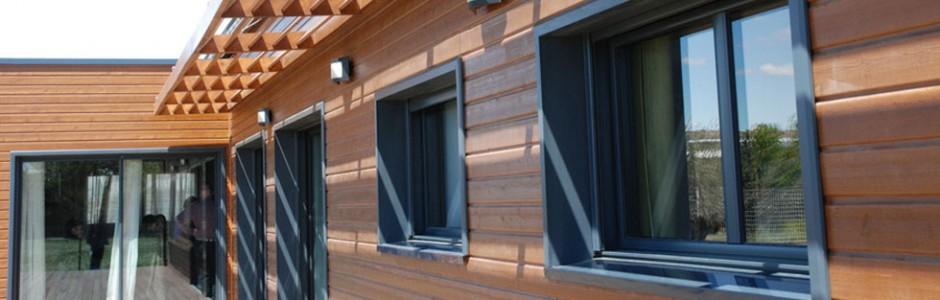 Construction de maison bois à Toulouse (31)