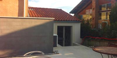 Renovation Exterieure in Rénovation intérieure, extension et agrandissement de maison à Toulouse et Midi-Pyrénées