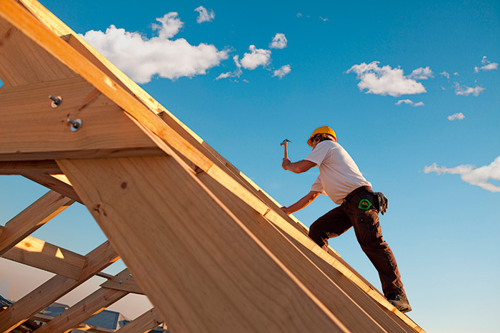 Surelevation-charpente-ebs in Entretien de toiture, charpente et couverture à Toulouse et Midi-Pyrénées