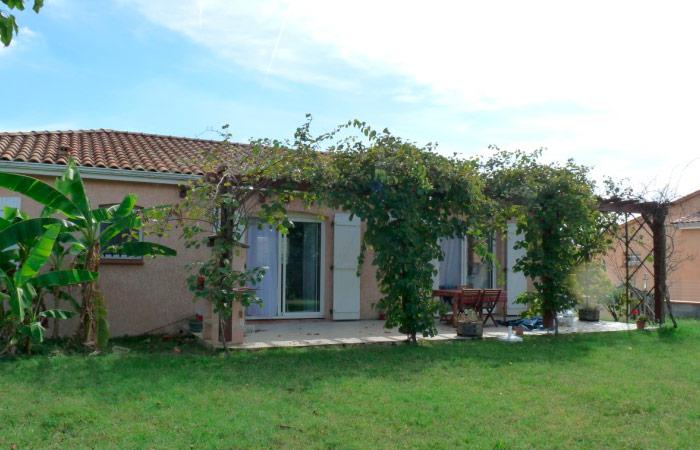 01 Extension-maison-ebs-surelevation in Extension au sol dune maison à Bruguières (31)