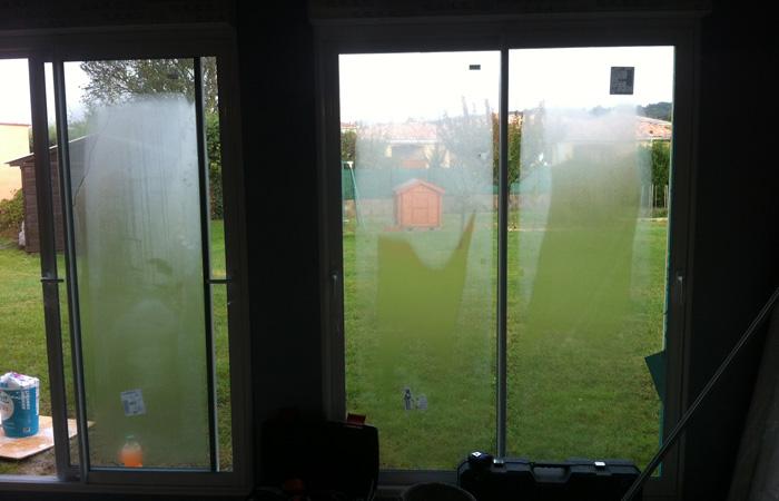 05 Extension-maison-baie-vitree in Extension au sol dune maison à Bruguières (31)