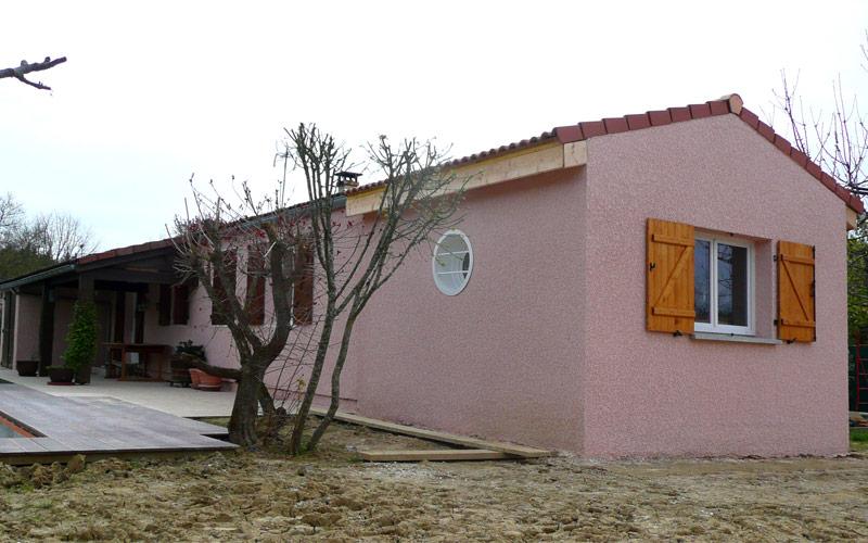 Extension Maison à Montrabe (31)