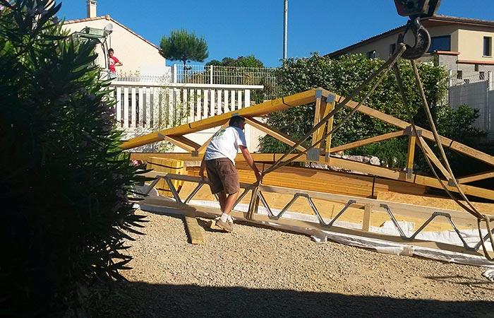 03-SURELEVATION-MAISON-ST-PAUL in Surélévation dune maison - Saint Paul sur Save (31)