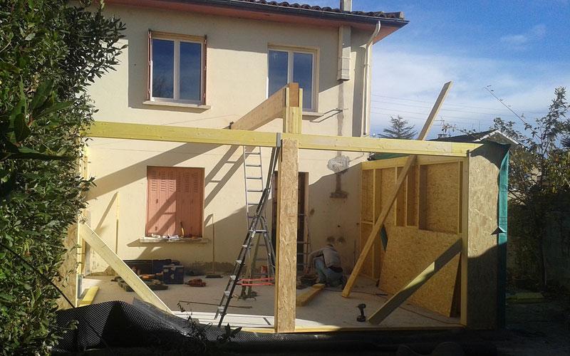 03-extension-maison-toulouse in Extension bois / bardage composite à Toulouse (31500)