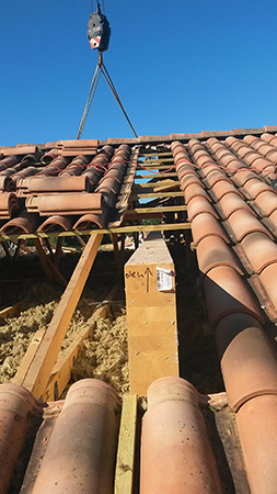 04-SURELEVATION-MAISON-ST-PAUL in Surélévation dune maison - Saint Paul sur Save (31)