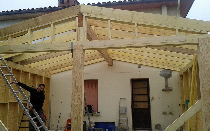 05-extension-maison-toulouse in Extension bois / bardage composite à Toulouse (31500)