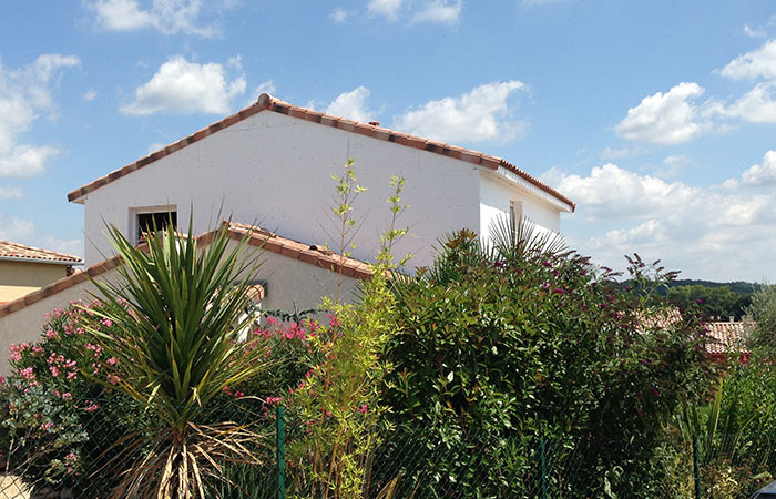 13-SURELEVATION-MAISON-polystyrene-graphite in Surélévation dune maison - Saint Paul sur Save (31)