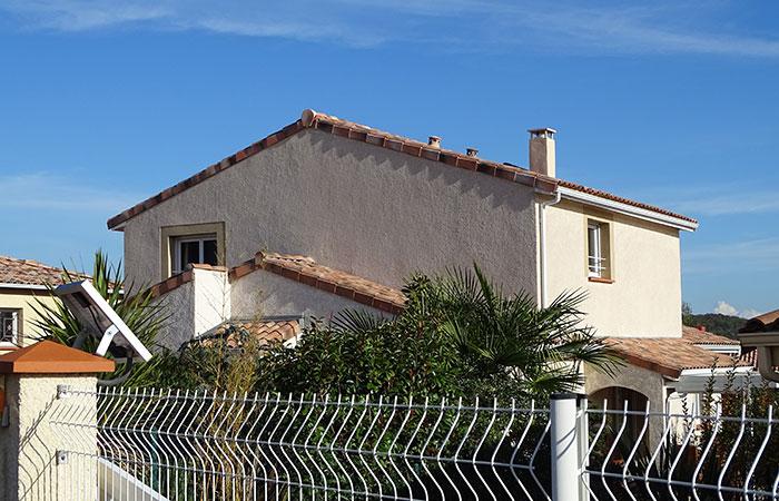 14-SURELEVATION-MAISON-final in Surélévation dune maison - Saint Paul sur Save (31)