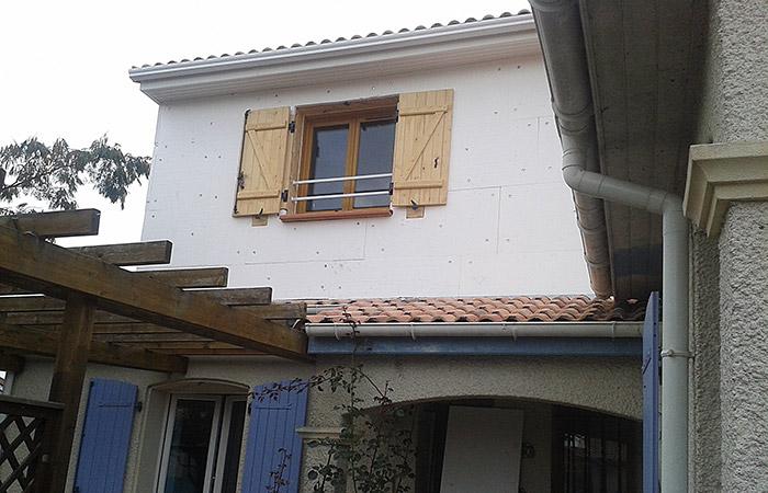 06-surelevation-dieupentale-isolation in Surélévation dune maison à Dieupentale (82)