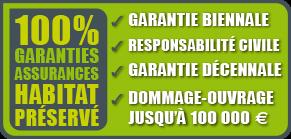 ASSURANCES in Construction, surélévation, extension et rénovation de maison bois ou briques à Toulouse (31)