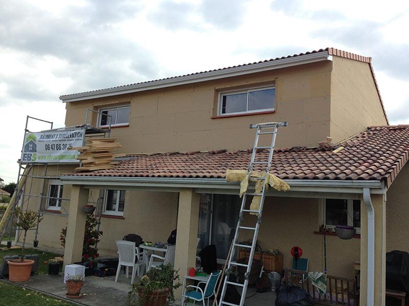Surelevation-toulouse-actu-blog in Construction, surélévation, extension et rénovation de maison bois ou briques à Toulouse (31)