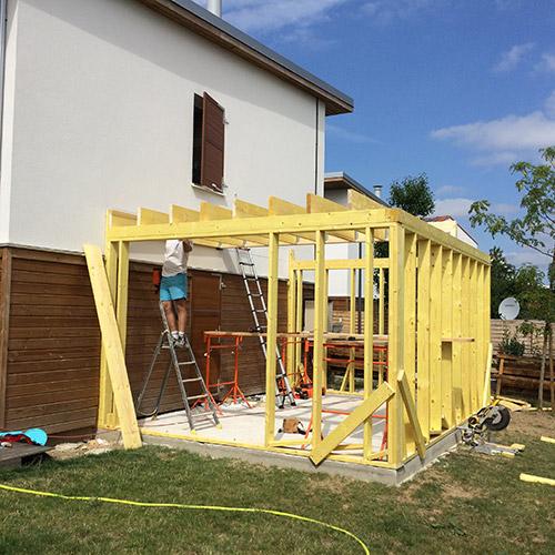 04-extension-maison-toulouse-ossature-bois2 in Extension dune maison à Toulouse - Saint-Simon (31)