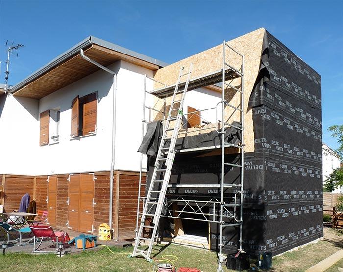 07-extension-maison-toulouse-etancheite in Extension dune maison à Toulouse - Saint-Simon (31)
