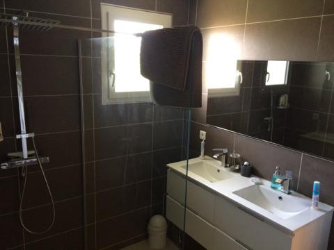 08-renovation-maison-toulouse-sdb in Rénovation intérieure + Création garage + Terrasse - Maison à St-Orens (31)