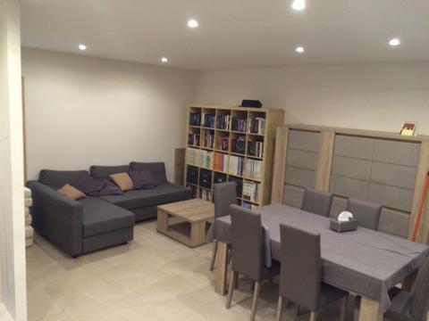 09-renovation-maison-toulouse-sdb in Rénovation intérieure + Création garage + Terrasse - Maison à St-Orens (31)