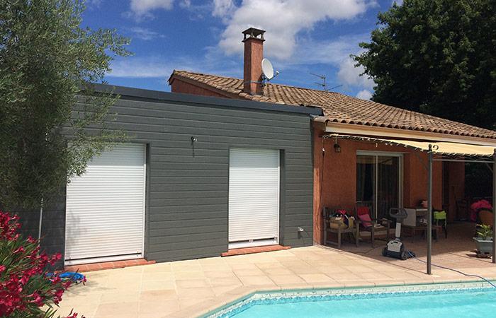 Extension D'une Maison à Bruguières