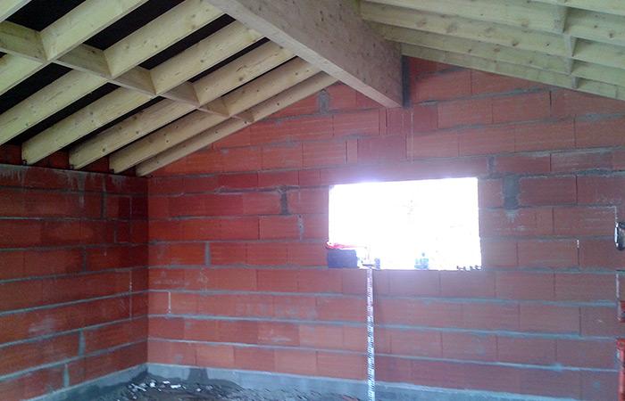 15-renovation-construction-garage-murs-briques in Rénovation intérieure + Création garage + Terrasse - Maison à St-Orens (31)