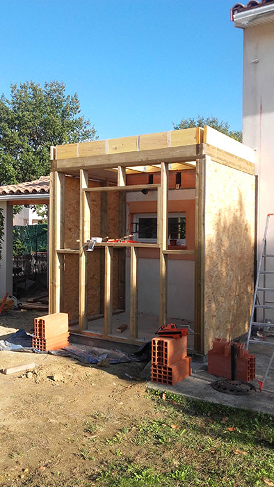04-Extension-bois-surelevation-balma in Extension et surélévation dune maison à Balma (31)