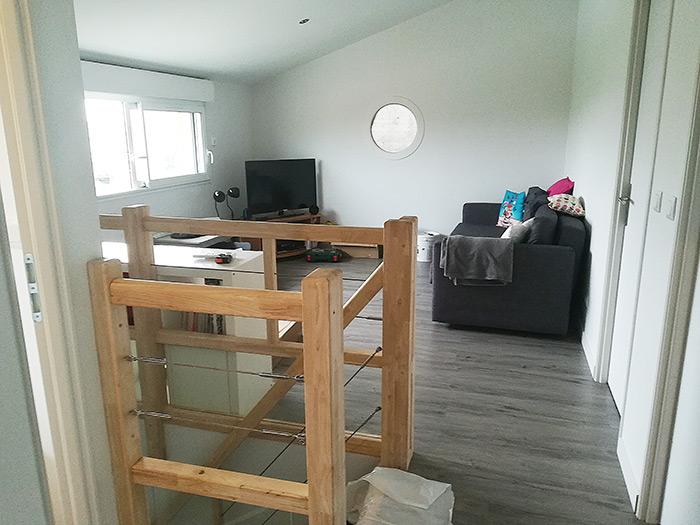 04-surelevation-maison-toulouse-aussonne in Surélévation et extension au sol dune maison à Aussonne (31)