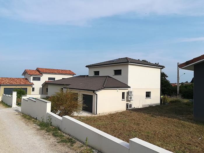 14-surelevation-maison-toulouse-Aussonne3 in Surélévation dune maison à Aussonne (31)