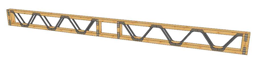 01-Poutre-Posi-surelevation-plancher in Poutres-V