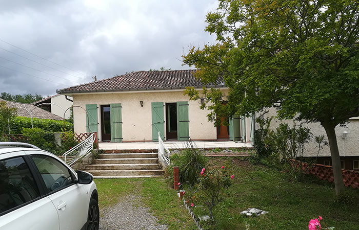 01-Surelevation-maison-aussonne-60m2 in Surélévation dune maison à Aussonne (31)
