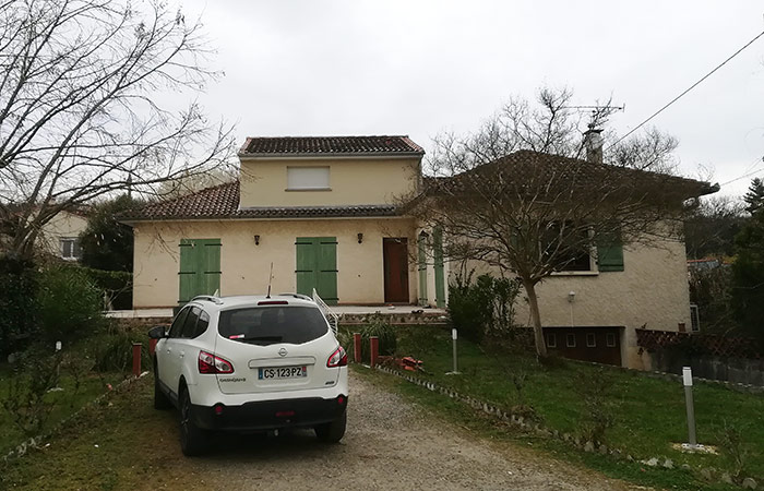 05-Surelevation-maison-aussonne-60m2 in Surélévation dune maison à Aussonne (31)